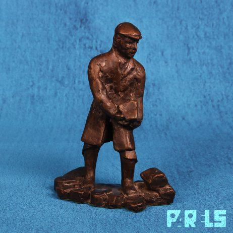 Jaap Hartman Bronzen Beeldje brons Myron B.V.
