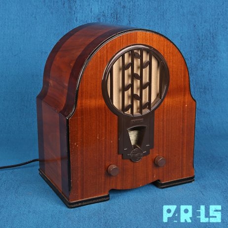 8vintage radio Philips 13R634/15Z transistor FM