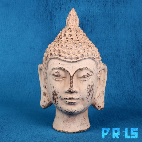 buddha hoofd decoratief keramiek