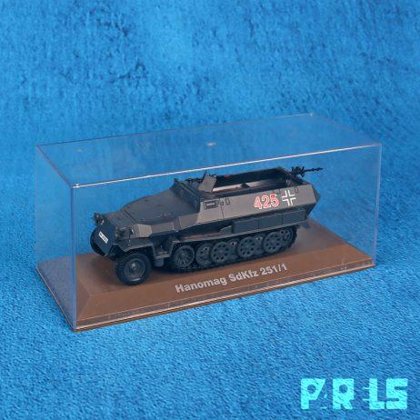 Hanomag sdkfz 251/1 schaalmodel Atlas Collections