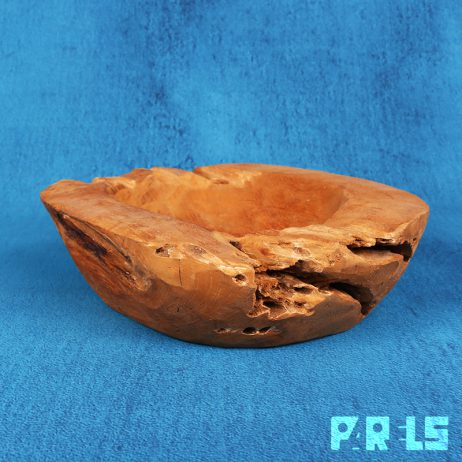 houten schaal stronk