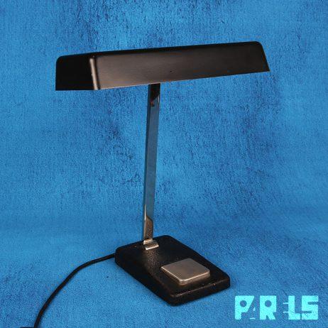 notarislamp bankierslamp vintage lamp bureaulamp industrieel