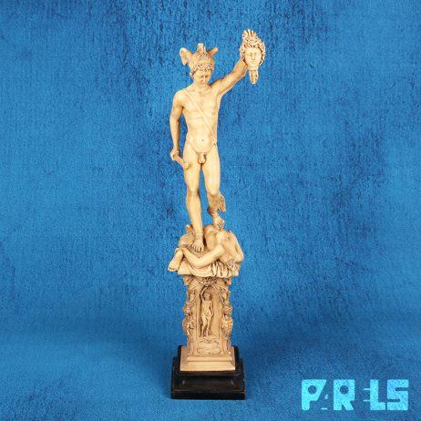 beeld Perseus Medusa sculptuur Griekse mythologie onthoofd