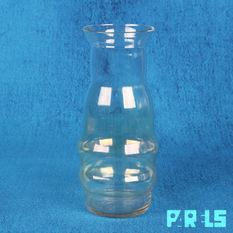 vintage glazen vaas A.D. Copier glasfabriek Leerdam glas irisé ontwerp