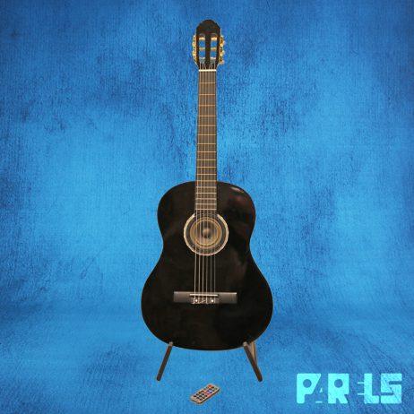 gitaar upcycling bluetooth speaker luidspreker muziek omgebouwd radio