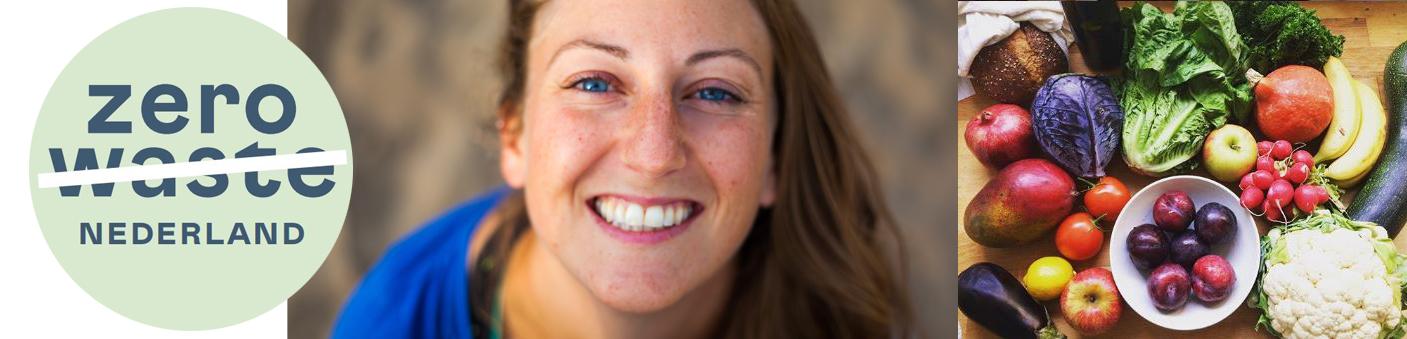 Online lezing door Elisah Pals over afvalvrij leven.