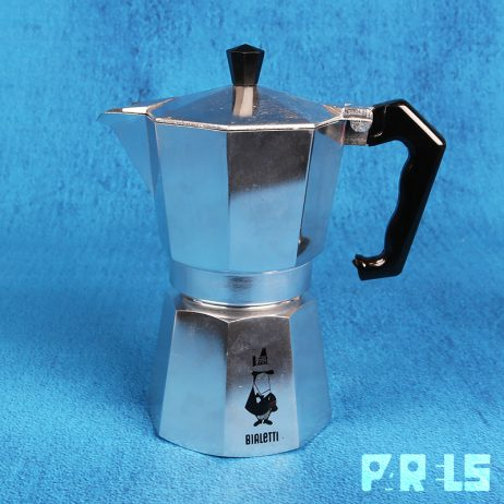 Bialetti 6 Moka Express koffie percolator espresso