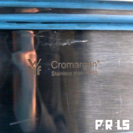 wmf cromargan roestvrijstaal braadpan inductie keramisch