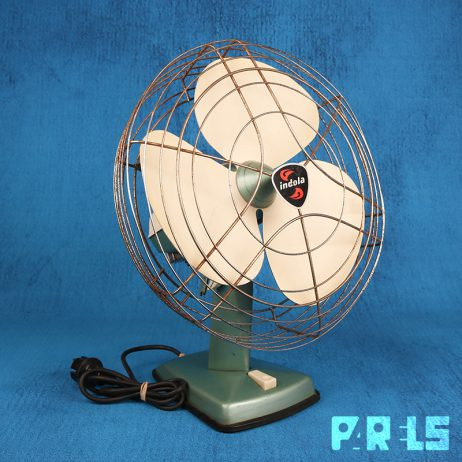 vintage ventilator Indola Holland TF-12 tafelventilator