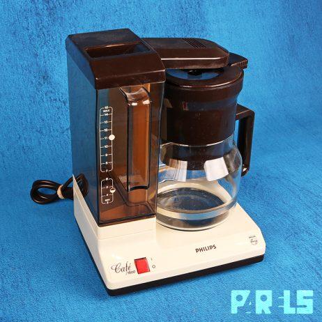 Philips Café 1500 koffiezetapparaat koffie kopjes