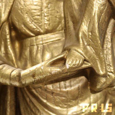 groot beeld Heilige Maria Vlaanderen Jezus leeuw Mariabeeld madonna religieus
