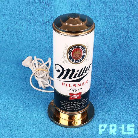 vintage Miller Pilsner Lager bier tap lamp Beer Pump Font Light biertap Engeland