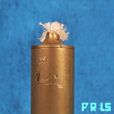 Ilse d.. ammonsen daproma design gesigneerde gyro olielamp denemarken messing