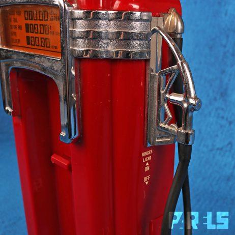 vintage wandtelefoon benzinepomp Gasoline Highway telefoon fifties