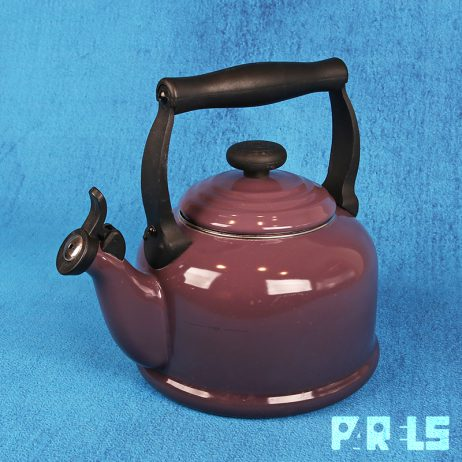 Le Creuset fluitketel Traditional thee water koken koker koffie