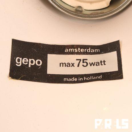 vintage hanglamp gepo amsterdam