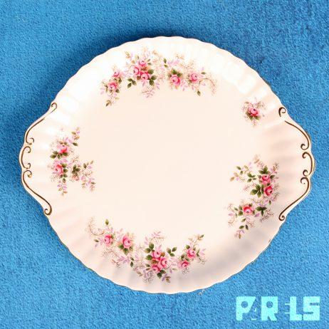 serveerschaal royal albert bone china lavender rose