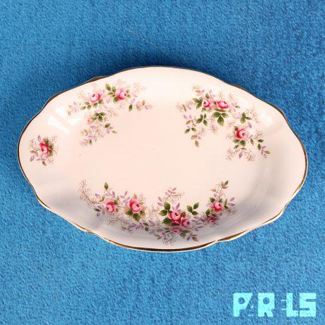 zuurschaal royal albert bone china lavender rose