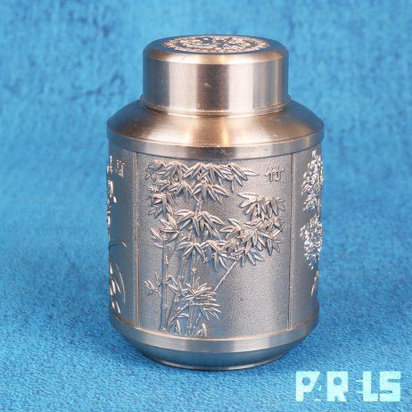 huisdierurn metaal aluminium as huisdier urn oosters