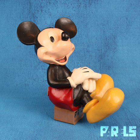 beeld Disney Mickey Mouse zittend kunsthars polyresin