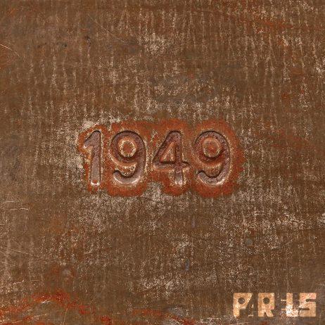 vintage blik jamin 1949 c jamin