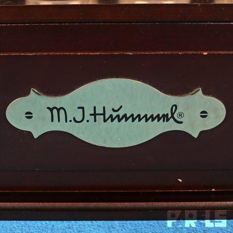 kruidenkast M.J.Hummel Goebel Duitsland 11 kruidenpotjes