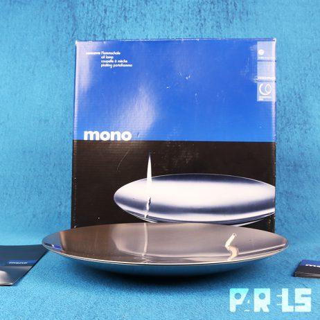 Mono Concave design olielamp RVS vuurschaal Dhr. Maurer