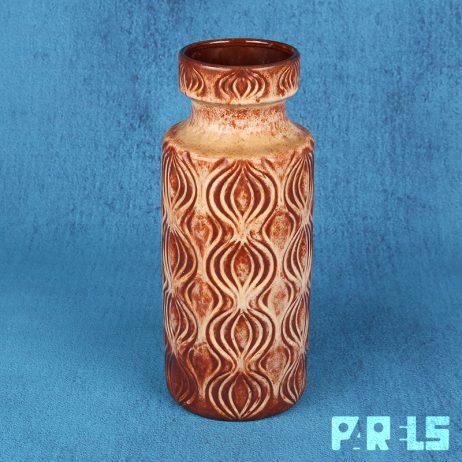 vintage vaas Scheurich Keramik West Duitsland Germany vaas union