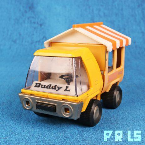 vintage Tonka Buddy L Monkey House truck huisje Zoo