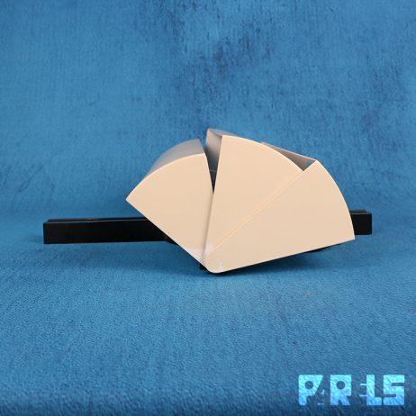 artemide model stria verstelbare wandlamp Italië jaren '80 ernesto gismondi
