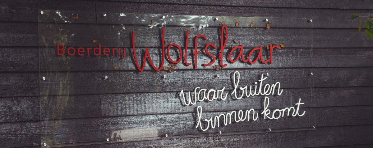 Boerderij Wolfslaar vlog wormenhotel